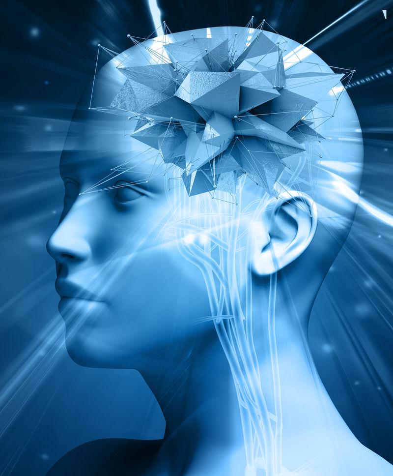 智力想象概念