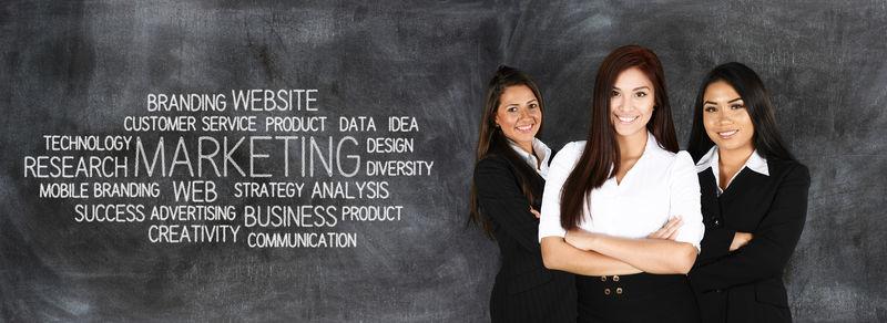 女性商业营销