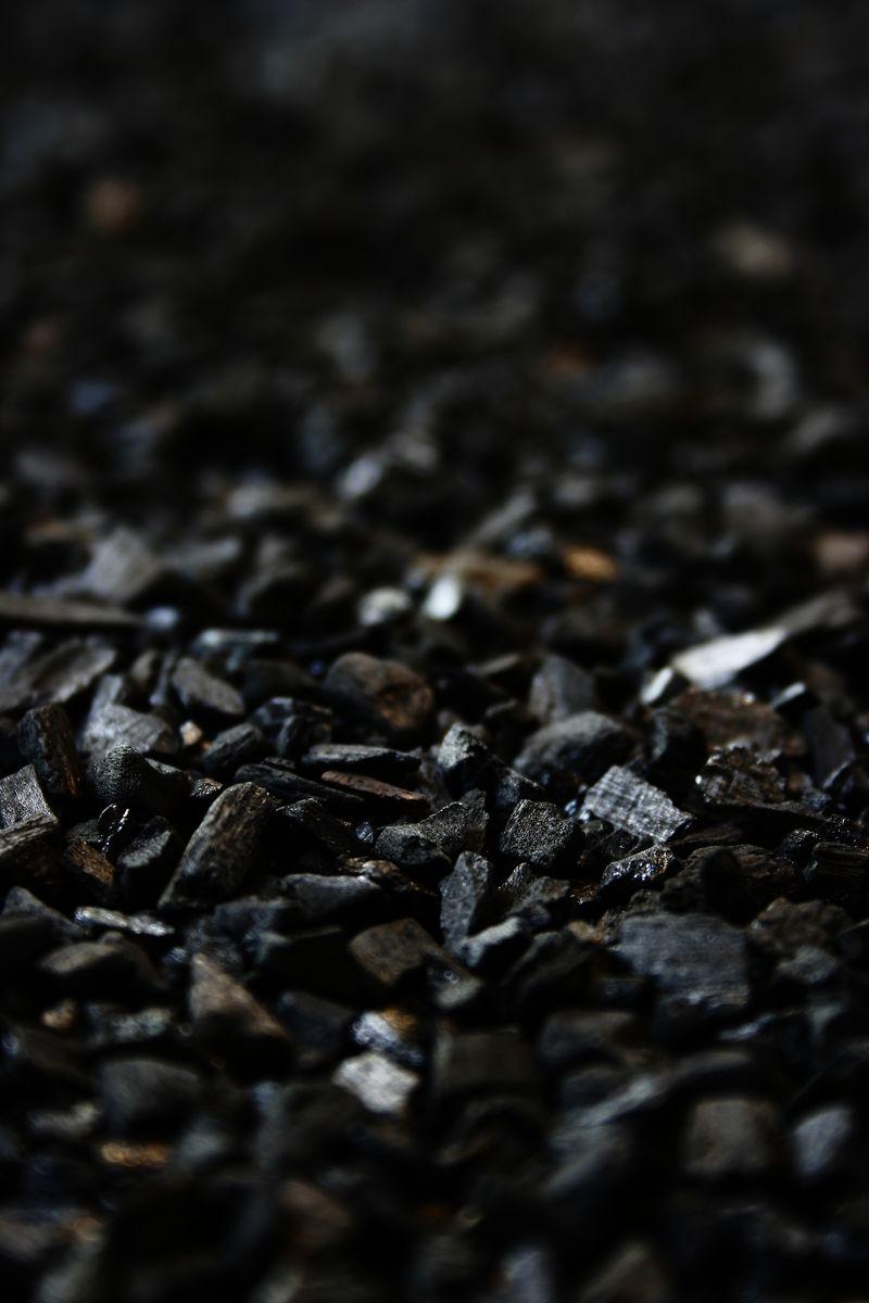 抽象背景下黑色颗粒的颗粒结构