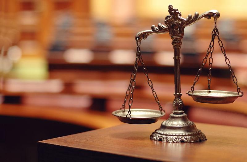 法律与正义、法律与正义概念的象征