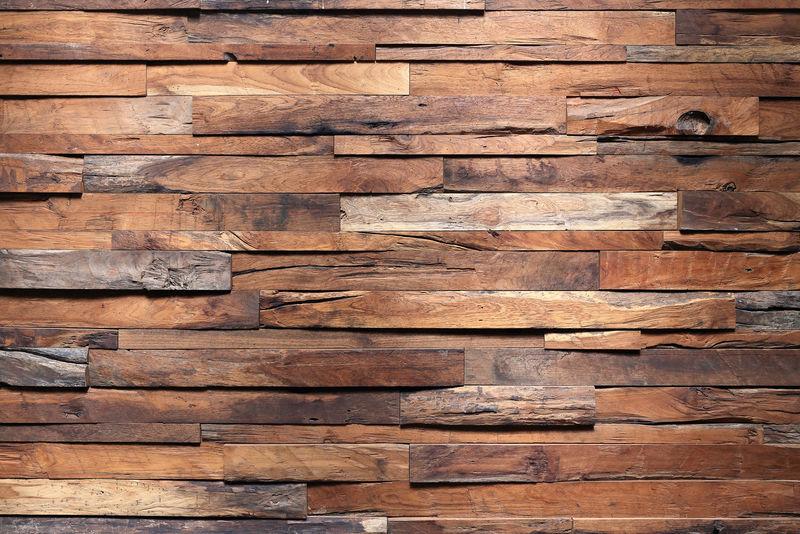 木材墙面纹理背景