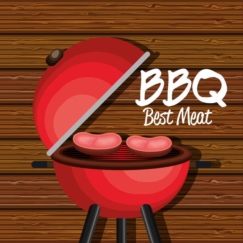 烧烤时间最好的肉