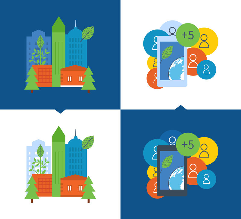 概念——环境工程、生态城市、聚落、生态与保护。