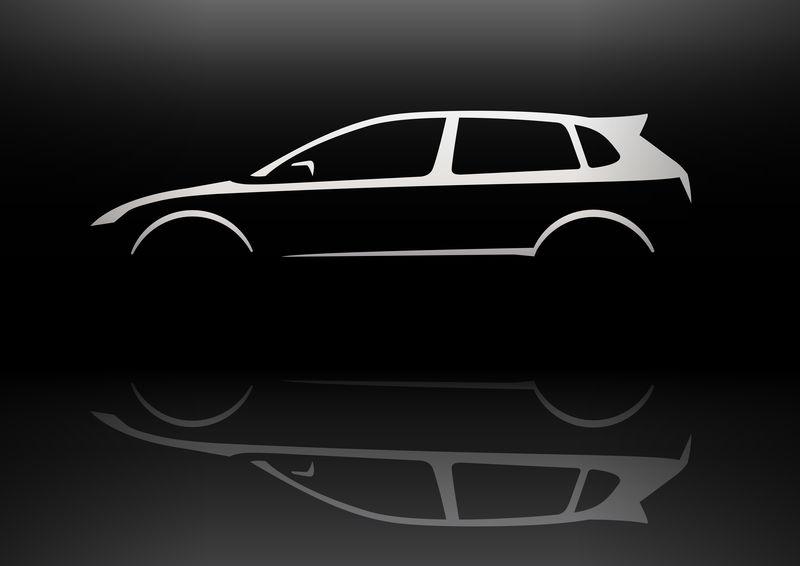 运动型热掀背车廓形概念设计