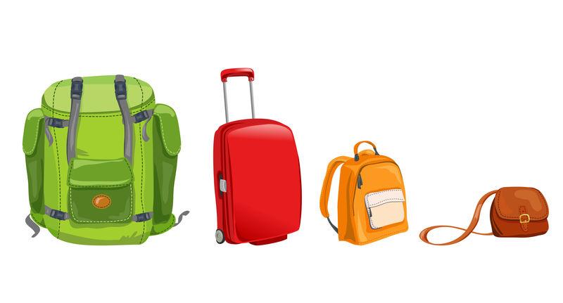 旅行行李套装