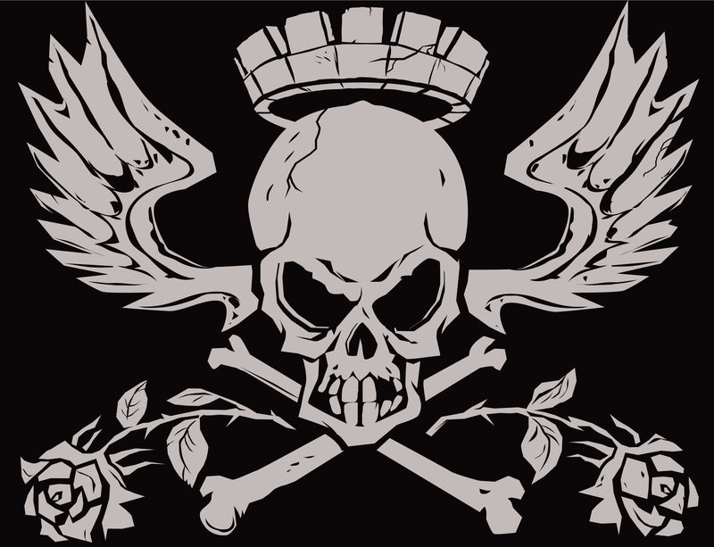 国王十字骨