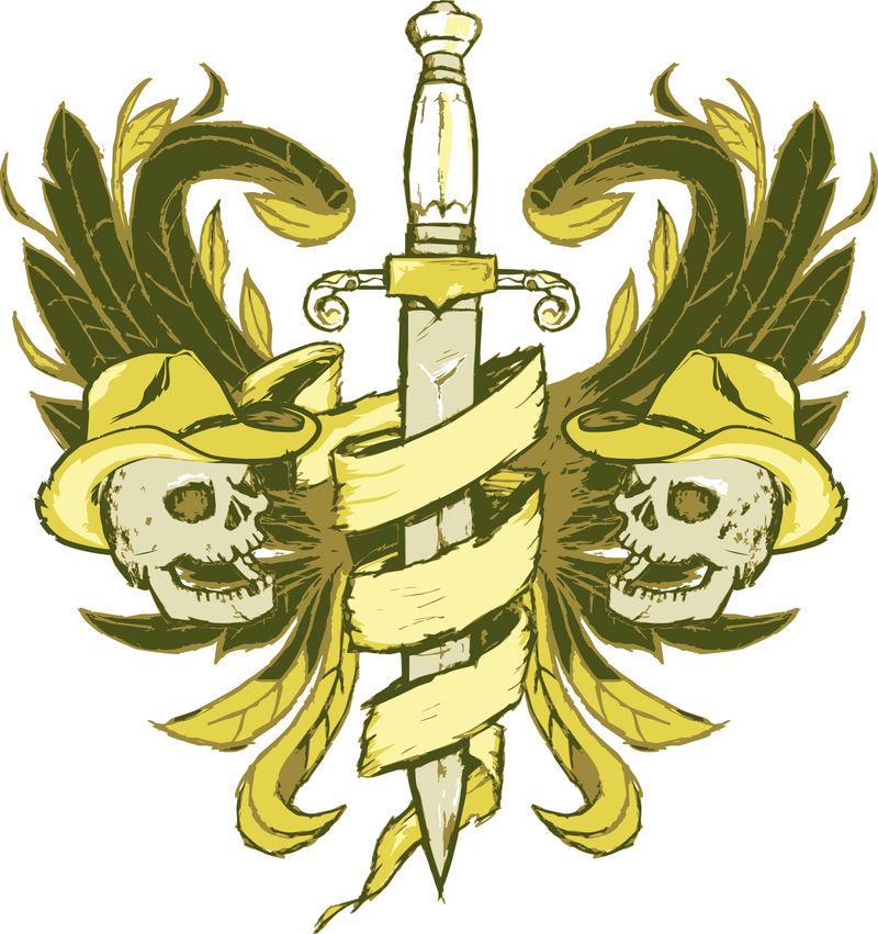 Vaquero纹身