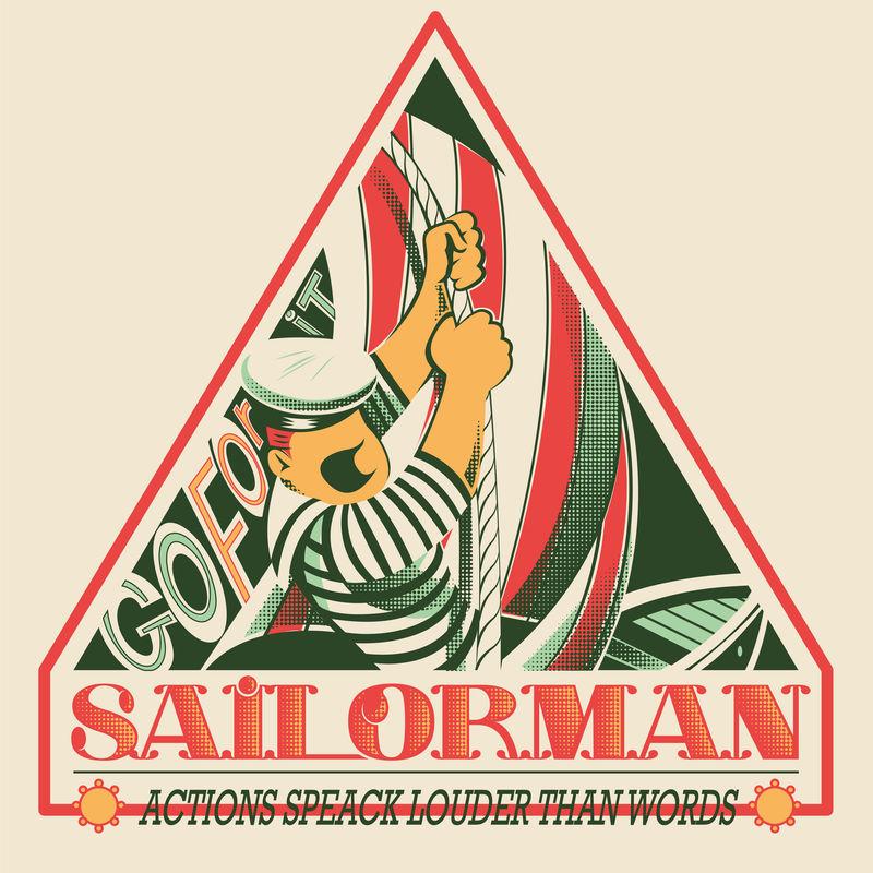 水手行动徽章