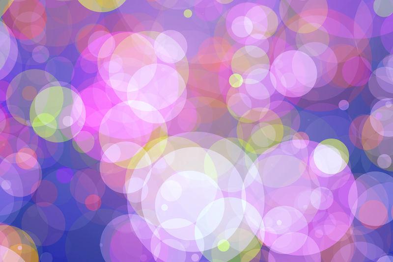纹理-抽象的背景是五颜六色的太阳光-用于新年、圣诞节和其他活动
