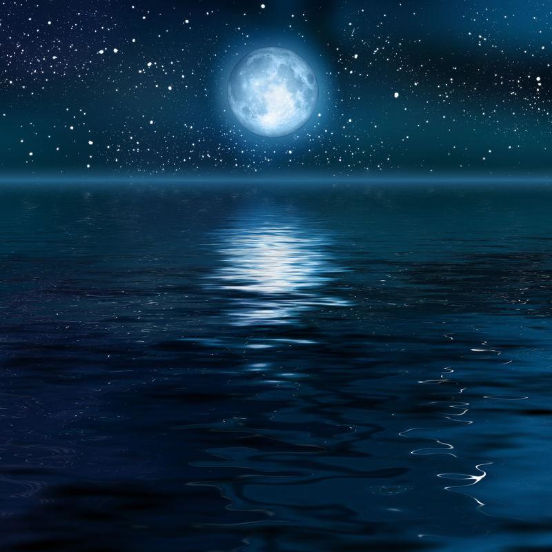 我看见了美丽月亮_美丽的晚霞图片-海滩边看到了美丽的晚霞素材-高清图片-摄影