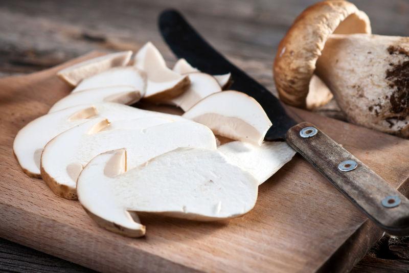 波奇尼蘑菇。