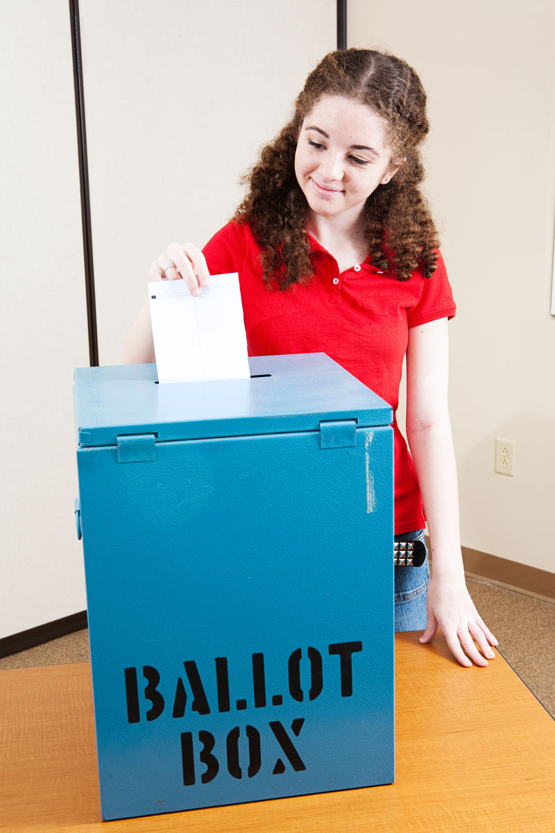 第一次投票