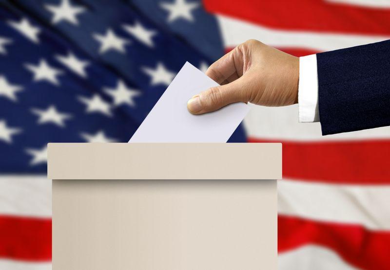 手投票的投票箱