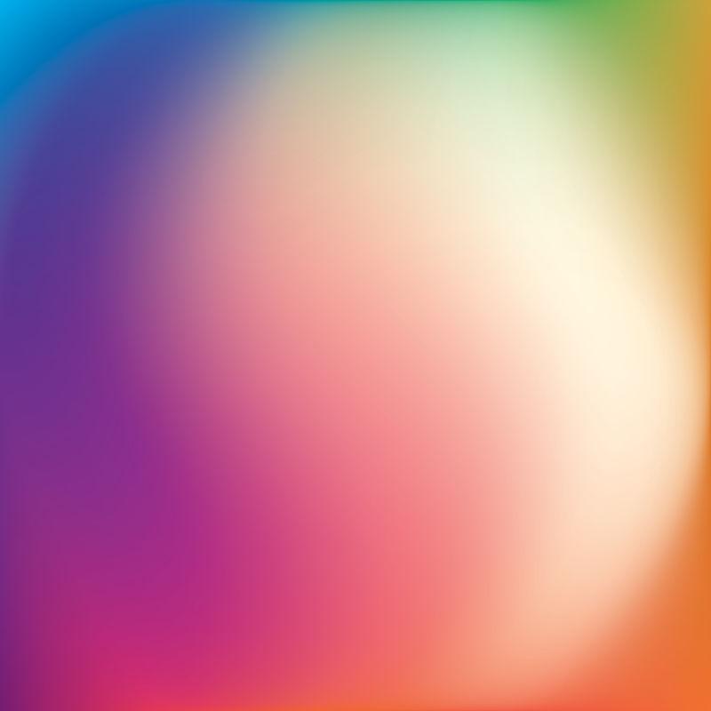 抽象矢量网格背景、颜色梯度、矢量墙纸、扭曲版