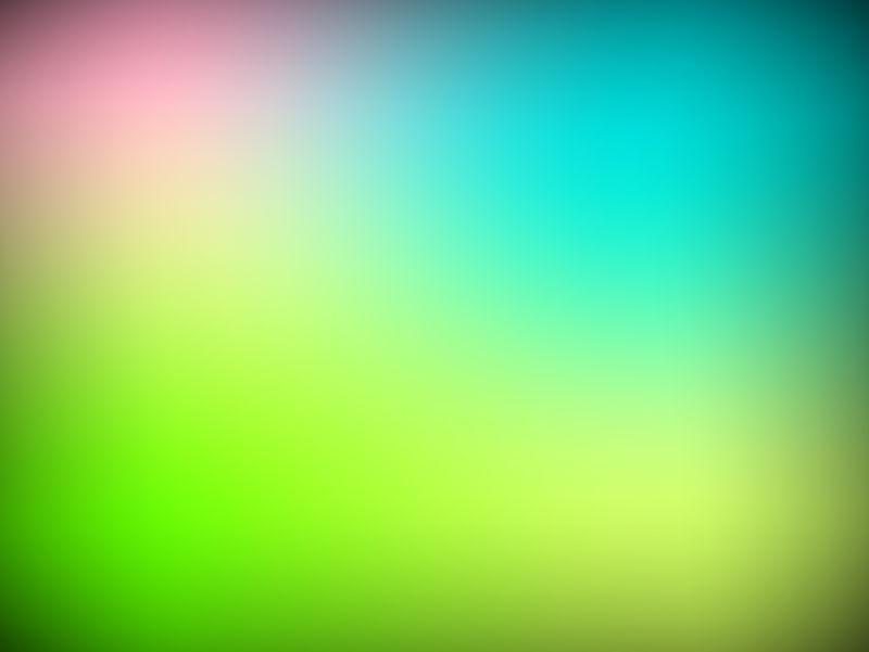 抽象彩色模糊背景