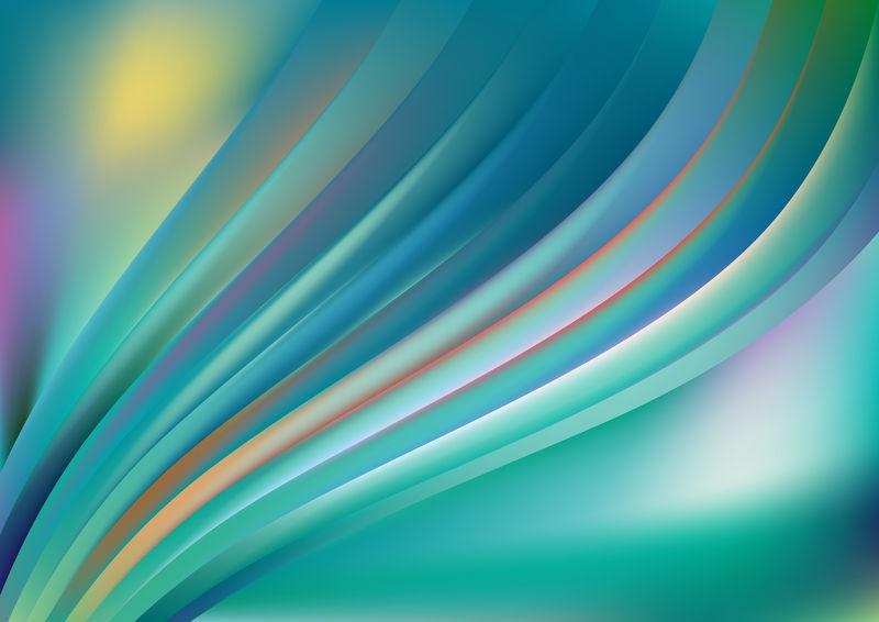 抽象柔和的彩色平滑模糊纹理背景离焦色调-用作墙纸或网页设计