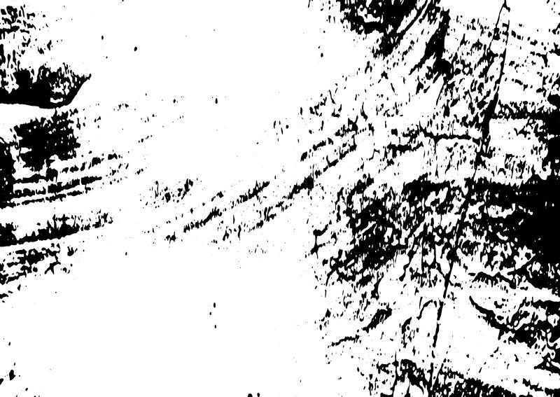 灰金属、开裂剥落的混凝土、石头和沥青的受损覆盖层结构-肮脏的背景-抽象半色调矢量图