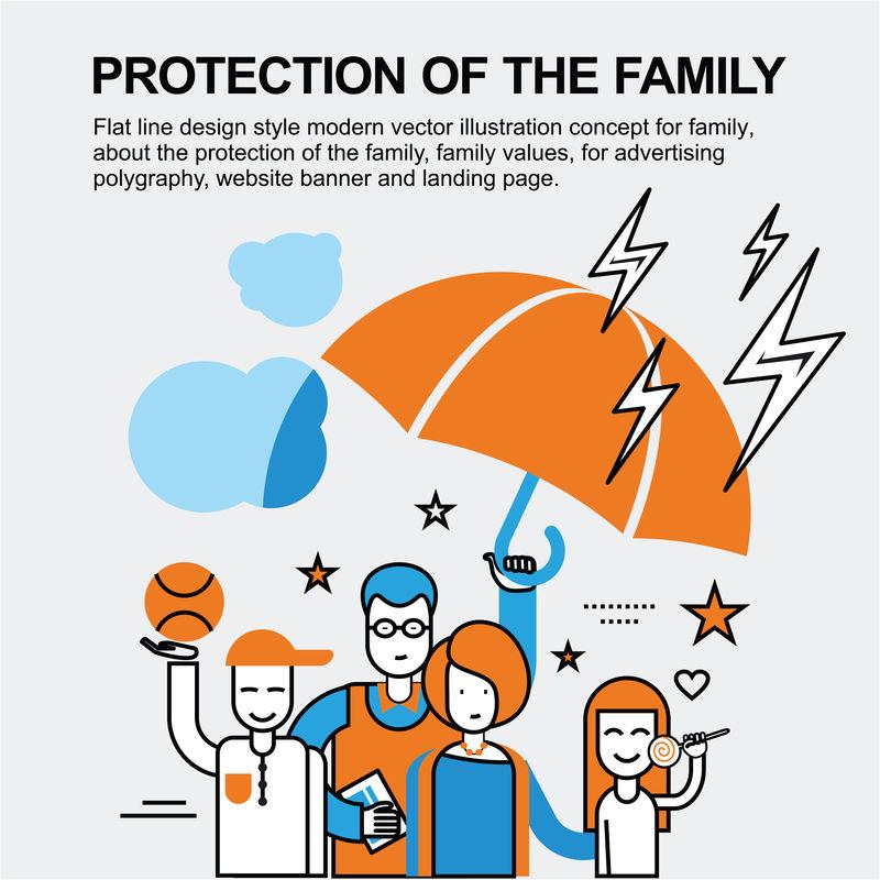 保护家庭观念