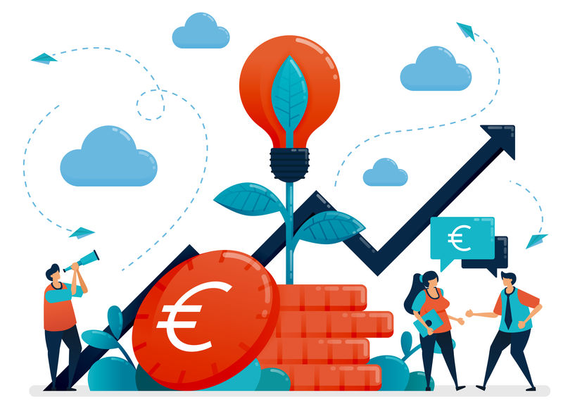 投资理念。银行利息和储蓄增长。轻bu