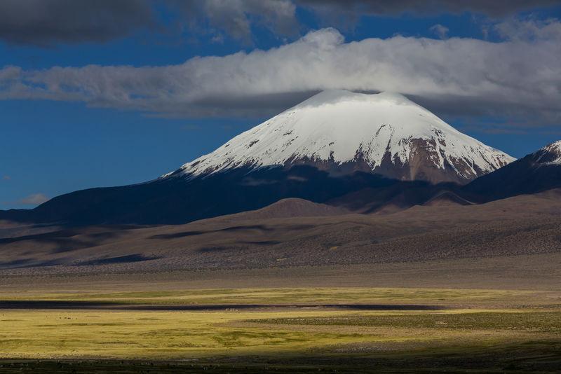 玻利维亚的山脉