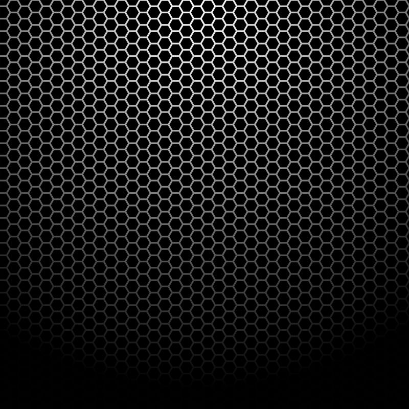 黑色金属纹理板背景