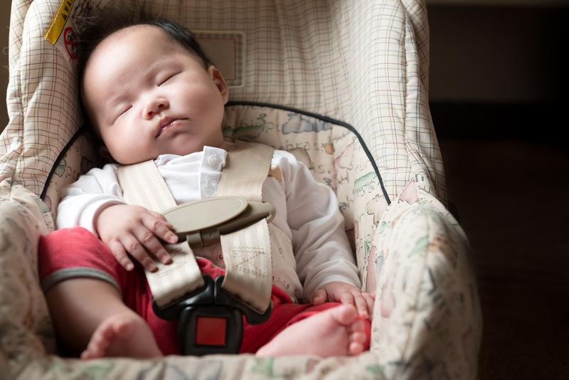 婴儿安全概念