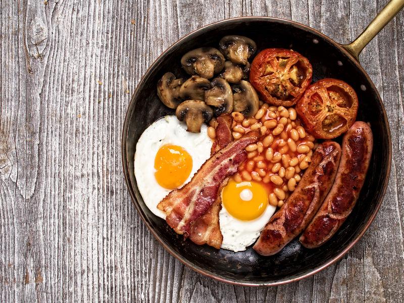 乡村全英早餐
