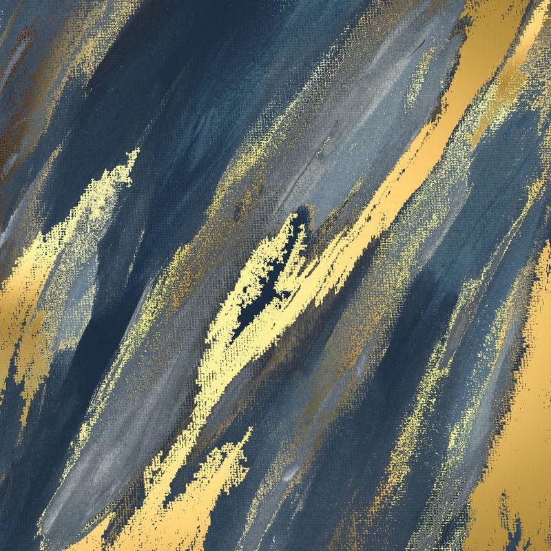 抽象金漆背景