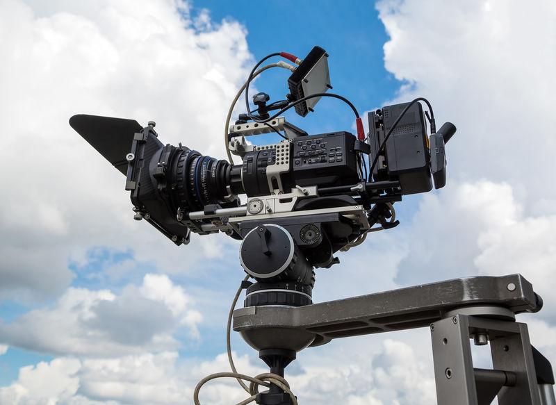 专业数码摄像机