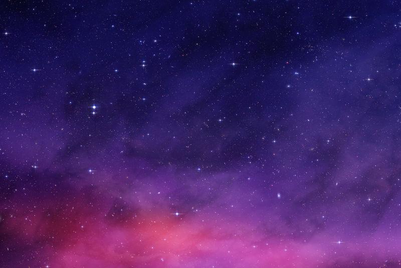 天文学-银河宇宙-星空
