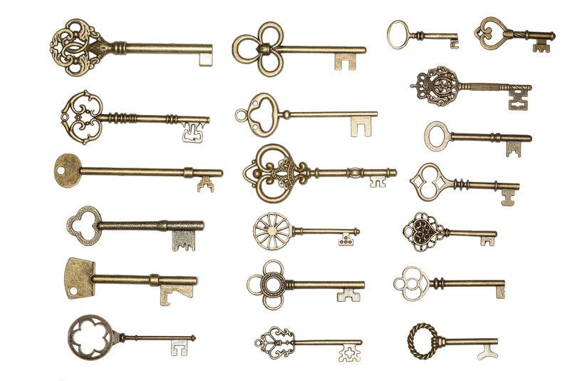 白色的金钥匙