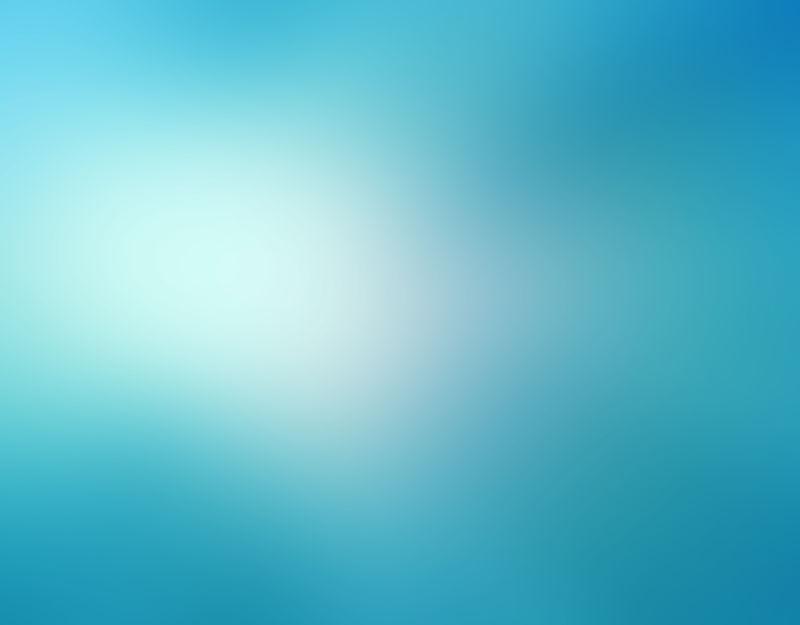 白色聚光灯柔和混合设计中的抽象天蓝模糊背景色