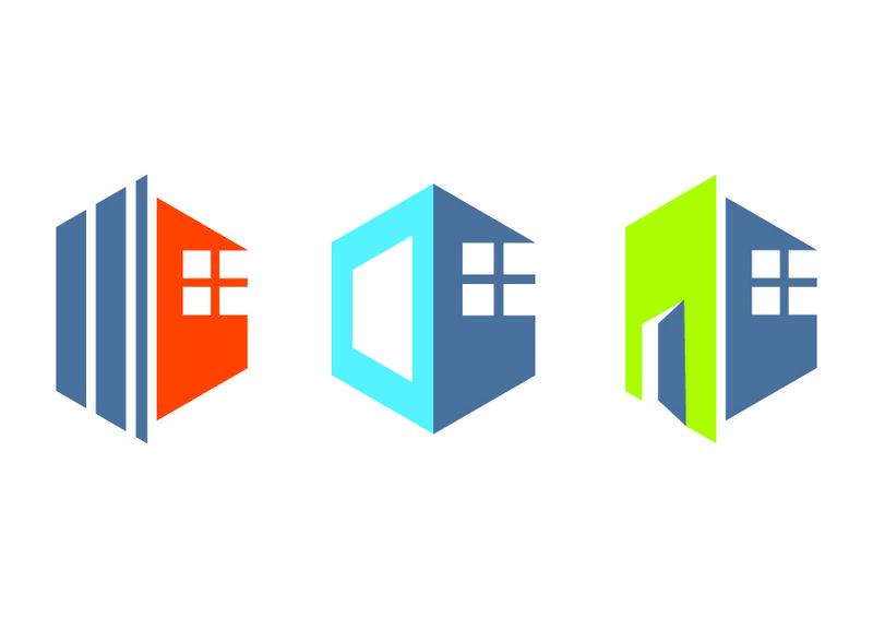 家居能源标志图标设计