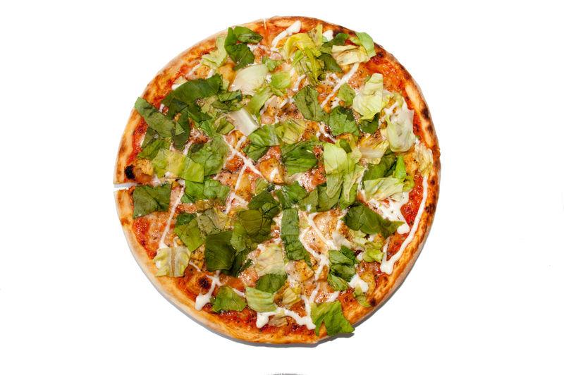 美味的比萨饼