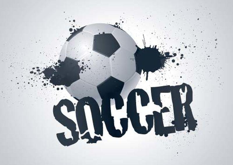 Grunge足球设计