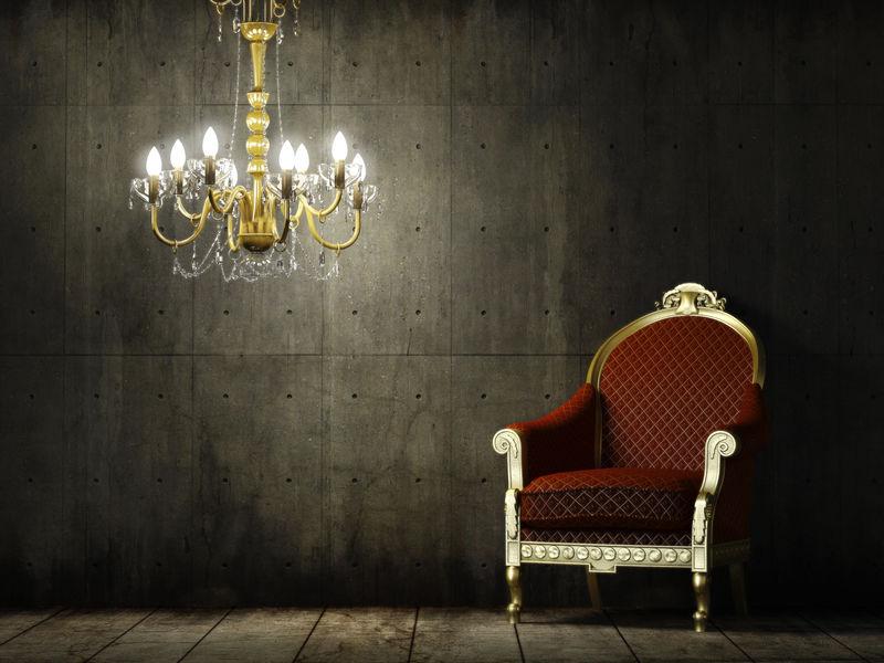 复古家具沙发