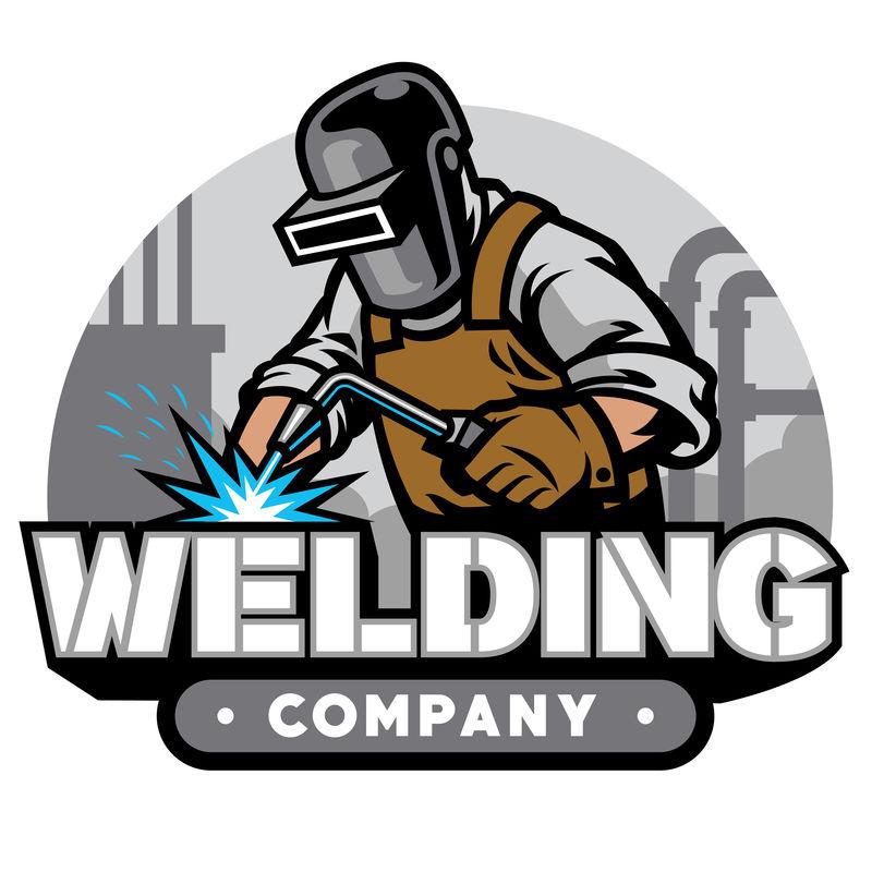 焊接公司徽章