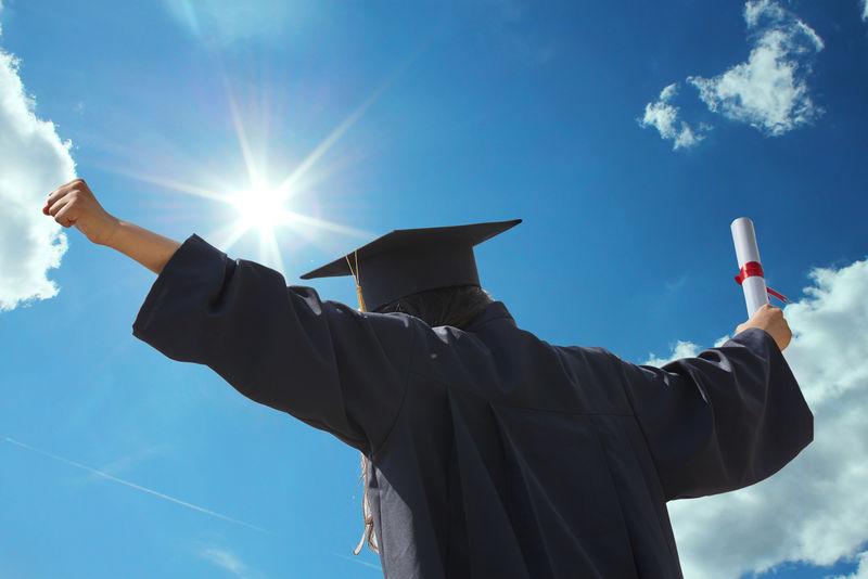学术毕业概念