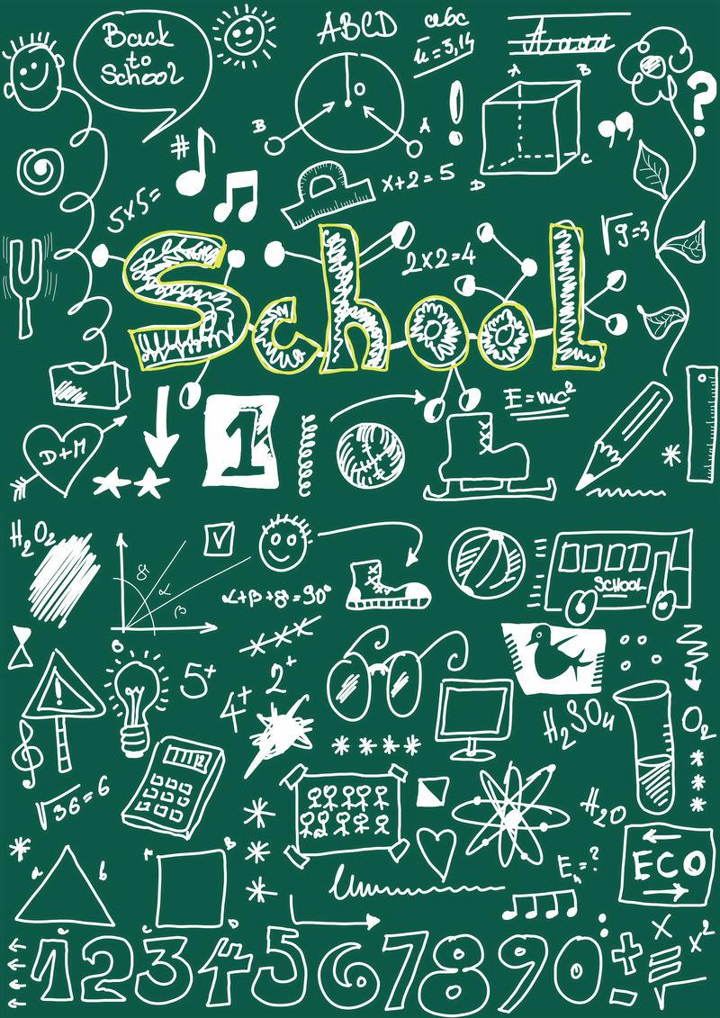回到学校概念集