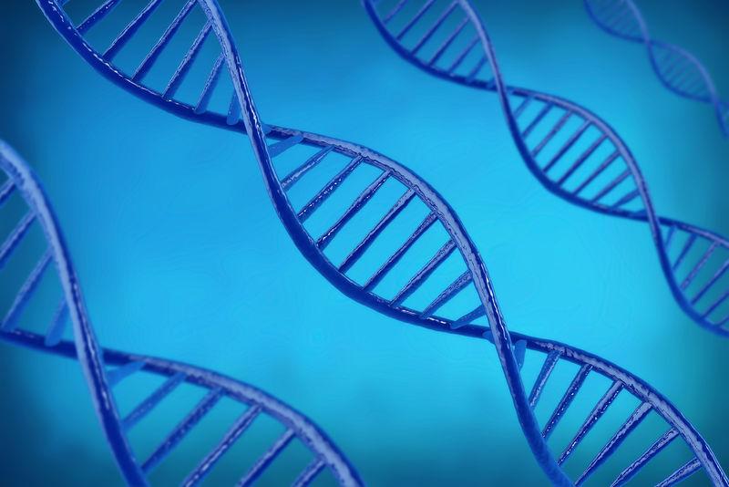 DNA抽象纹理背景