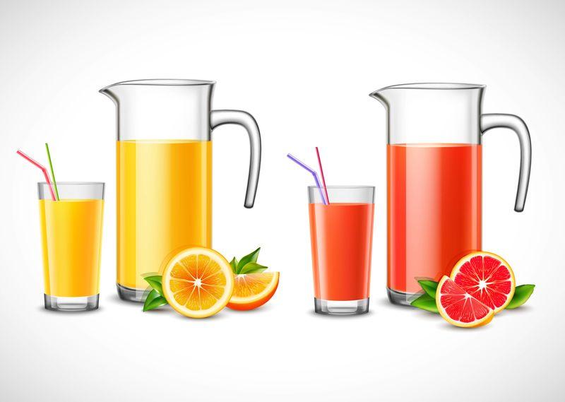 柑桔汁水壶插图