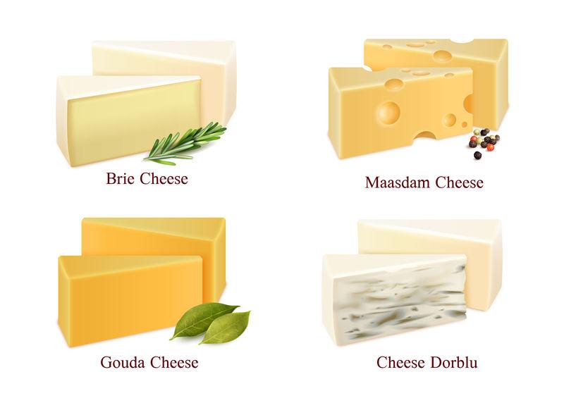 奶酪种类套餐
