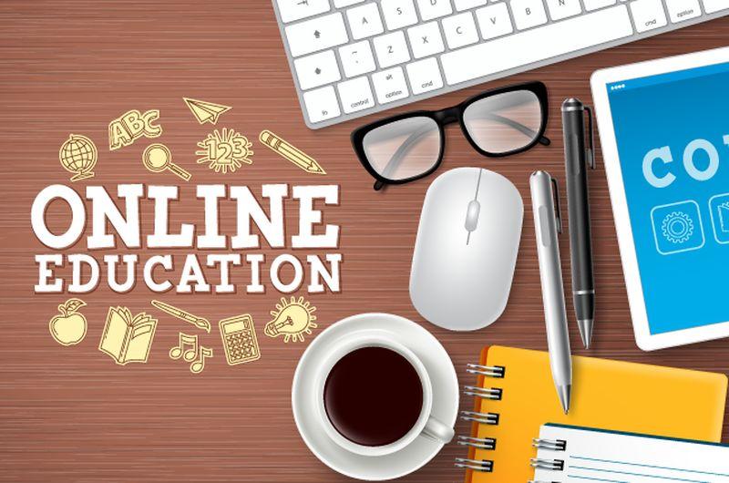 矢量在线教育学习