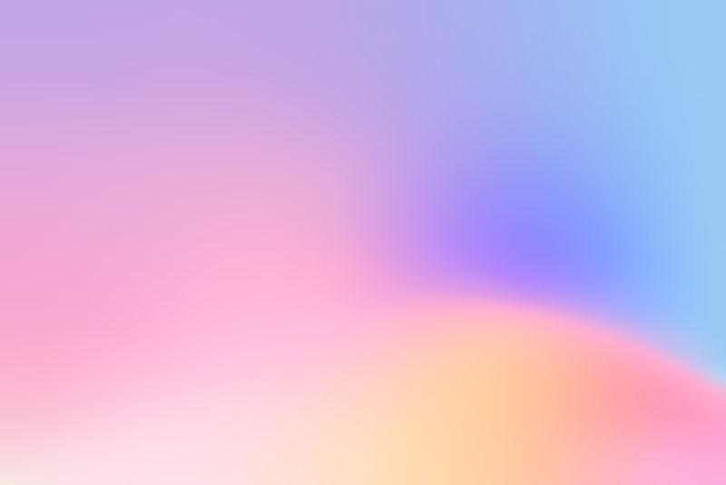 彩色全息渐变背景设计