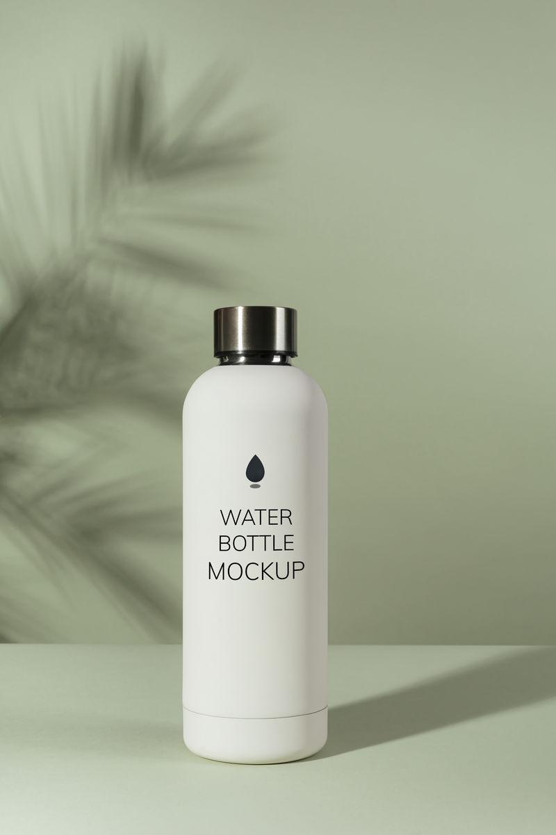 最小可重复使用水瓶设计模型