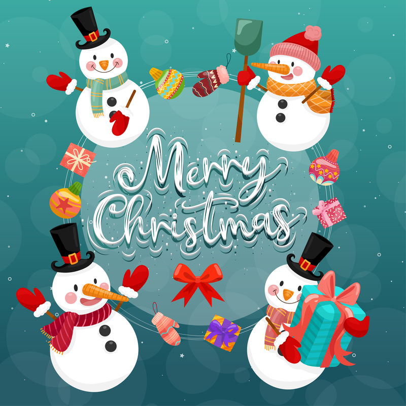 矢量圣诞快乐