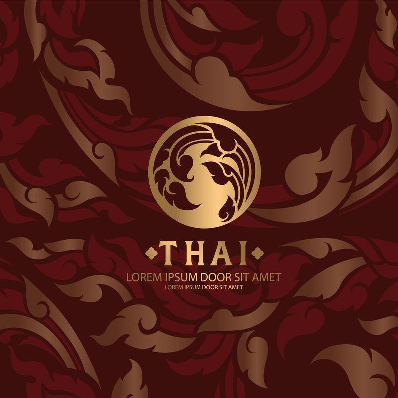 泰国新年矢量
