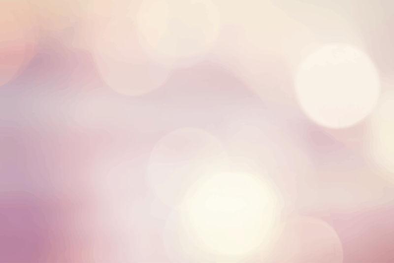 模糊粉彩粉红色波基纹理背景向量