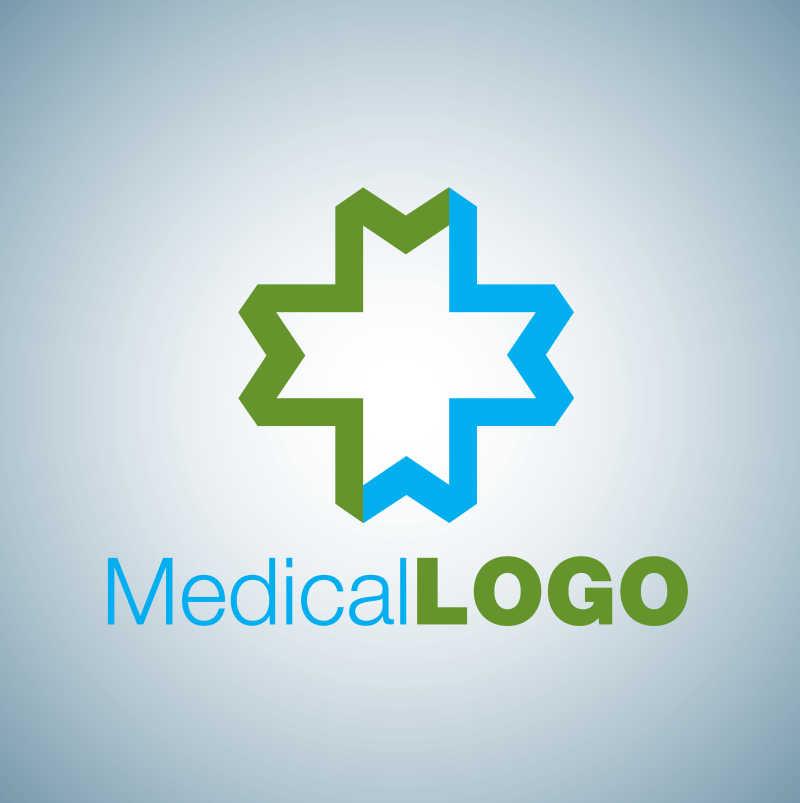 矢量医疗标志