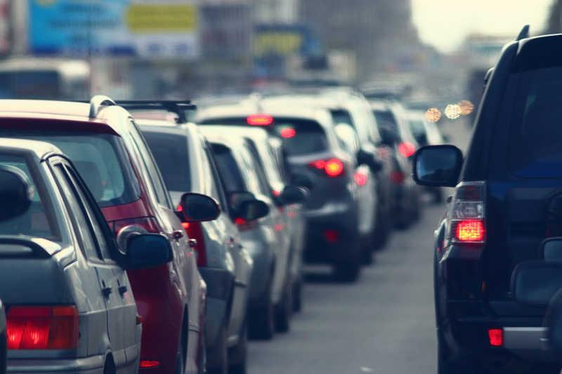 城市交通拥堵